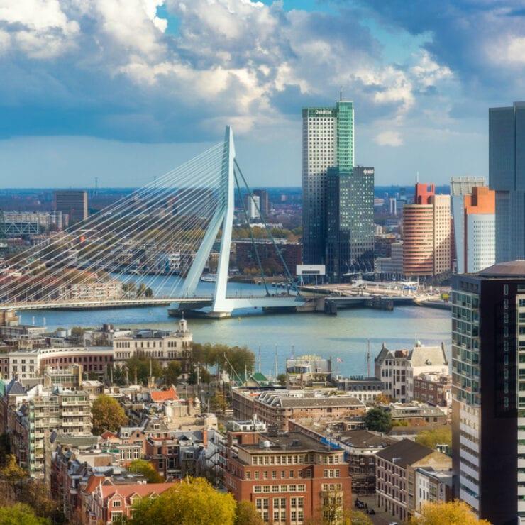 Uitje Rotterdam Erasmusbrug