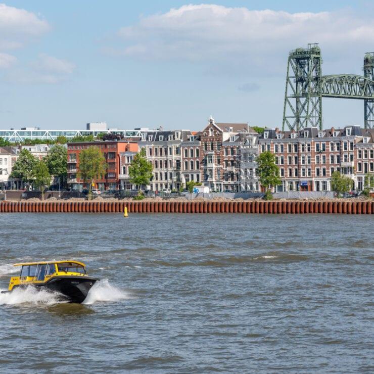 Uitje Rotterdam Maritiem